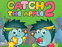 Jeu Catch The Apple 2