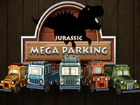 Jouer à Jurassic Mega Parking