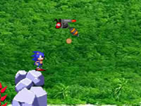 Jeu gratuit Sonic - The hedgehog