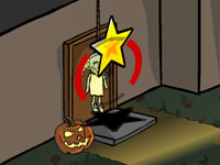 Jeu Newspaper Boy Halloween