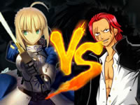 Jeu Anime Battle 1.8