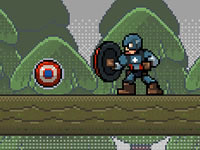 Jeu Captain America Shield of Justice