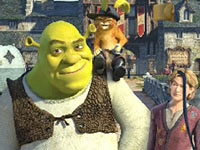 Jeu Shrek Forever After - Similitudes