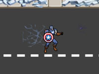 Jeu Captain America Sentinel of Liberty