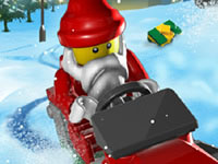 Jeu gratuit Lego City - Advent Calender