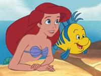 Jouer à Les tru00e9sors cachu00e9s d'Ariel