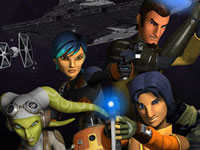 Jeu Star Wars Rebels - Strike Missions