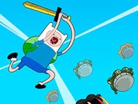 Jeu Adventure Time Neptr out of Ctrl