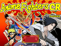 Jeu Anime Fighters CR - Sasuke