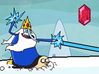 Jeu gratuit Adventure Time - Romance On Ice