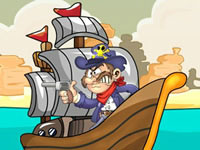 Jeu Pirates Kaboom