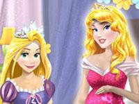 Jeu Princesses Disney - Les épouses enceintes
