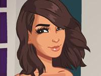 Jouer à Kim Kardashian Costume d'Halloween