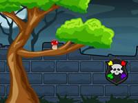 Jeu gratuit Escape The Spooky Labyrinth