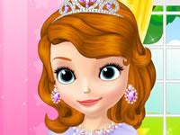Jeu Sofia Tutoriel de maquillage