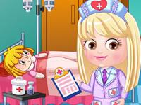 Jeu Bébé Hazel Infirmière