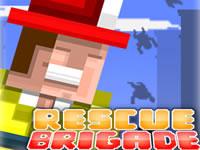 Jeu Rescue Brigade