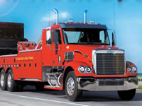 Jeu Tow Truck Operator
