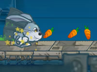 Jeu Rabbit Planet Escape