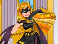 Jouer à Habillage de Batgirl