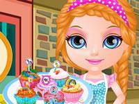 Jeu Bébé Barbie - Cupcakes Mon Petit Poney