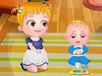 Jeu gratuit Bébé Hazel - Ami Extra-terrestre