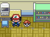 Jeu Pokemon Ash Gray