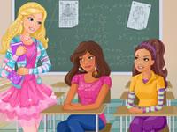 Jeu Barbie Souvenirs de Fac