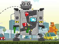 Jeu Big Evil Robots