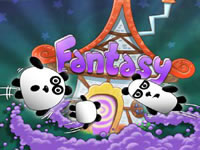 Jeu 3 Pandas Fantasy