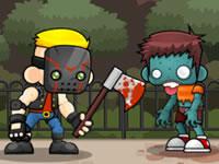 Jeu gratuit Beat the Zombie!