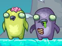 Jeu Zombienguins Attack