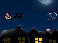Jeu Santa VS Jack