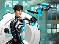 Jeu Max Steel - Steel Defense