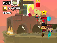 Jeu Super Adventure Pals Battle Arena