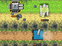 Jeu Super Battle City 2