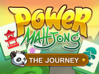 Jouer à Power Mahjong - The Journey