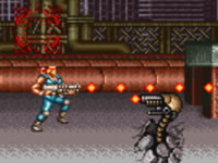Jeu Contra 3 - The Alien Wars