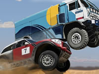 Jeu Dakar Racing