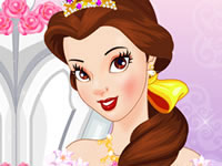 Jeu Princesse Belle Maquillage Royal