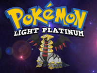 Jeu Pokemon Light Platinum