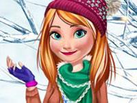 Jeu Elsa et Anna - Tendances d'hiver