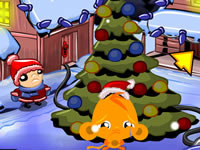 Jeu Monkey Go Happy Xmas Tree