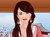 Jeu Studio de mode - Robe kimono