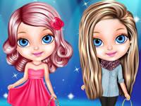 Jeu Bébé Barbie Accro à la mode