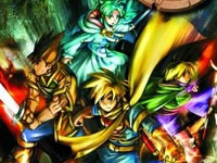 Jeu Golden Sun