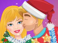 Jeu Barbie et Ken - Noël parfait