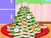 Jeu Sapin de Noël comestible
