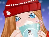 Jeu Boisson chaude de Noël