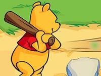 Jeu Winnie The Pooh's Home Run Derby
